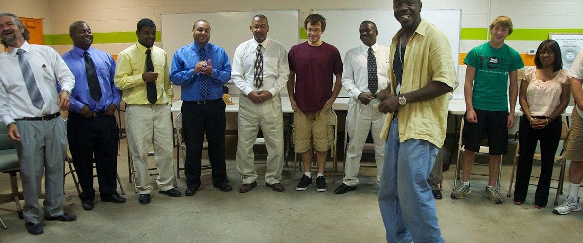 CARITAS group circle smiling slider image 2