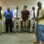 CARITAS group circle smiling slider image