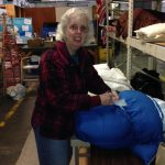 Sue Gravino volunteer pic