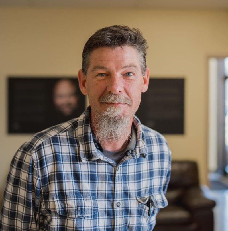 Stephen Vicoli : Program Director for The Healing Place