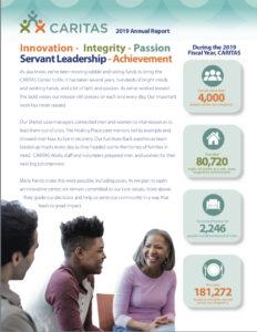 CARITAS Richmond Nonprofit Annual Report