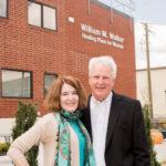 Dan and Brenda Walker Donate to CARITAS
